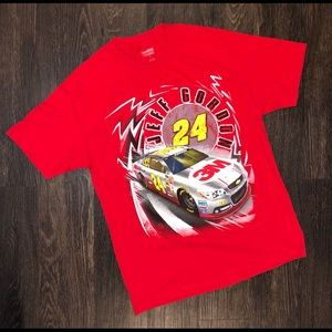 Jeff Gordon Nascar Tee